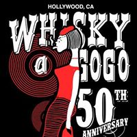 Crowfly plays at Whisky A Go Go