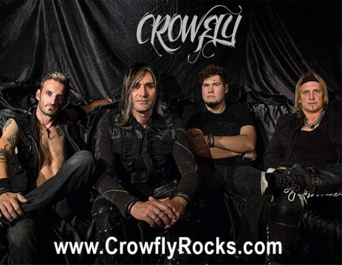 Crowfly signed Poster